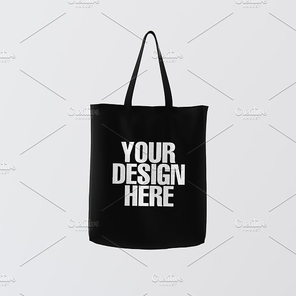 Download Cotton Bag Mockup 02 Auto Mockup Generator Free Psd