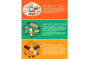 Online Shopping, Idea, Business
