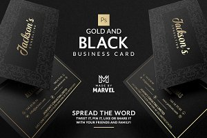 25 gold business cards bundle business card templates creative market. Black Bedroom Furniture Sets. Home Design Ideas