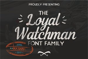 The Loyal Watchman Family