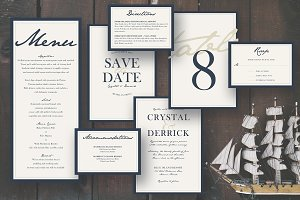 Deep Blue Sea Wedding Suite