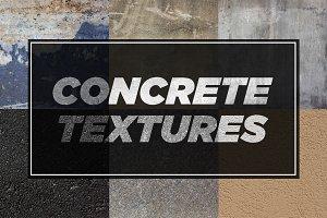 30 Concrete Textures