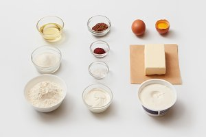 Ingredients for baking or cooking