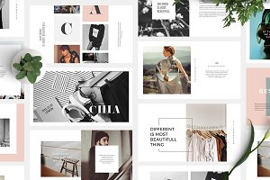 CHIA | PowerPoint Template