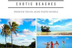 Exotic Beaches (10 Premium Photos)