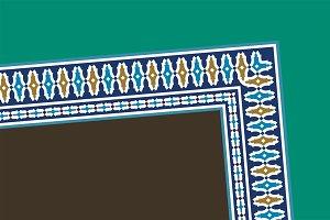 Morocco Frame
