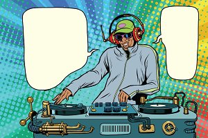 DJ African boy party mix music