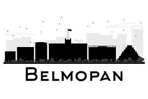 Belmopan City skyline