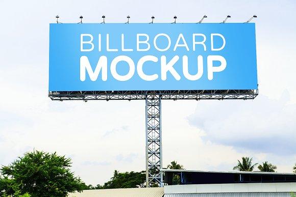 Billboard Mock-up #12