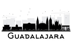 Guadalajara City skyline