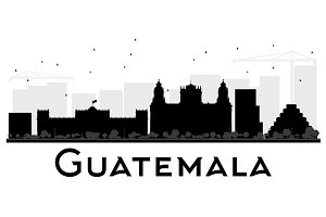 Guatemala City skyline