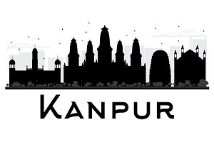 Kanpur City skyline