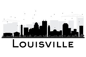 Louisville City skyline