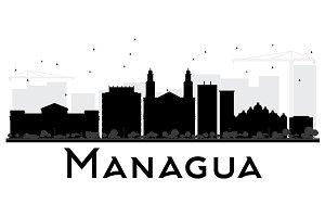 Managua City skyline
