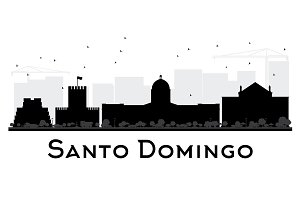 Santo Domingo City skyline