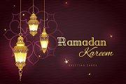 Set Of Pre-Made Ramadan Cards Vol.1