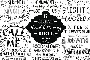 6 GREAT BIBLE VERSES part 2