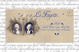 1781 La Fayette OTF