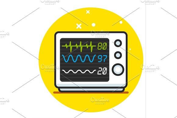 Monitoring Puls Icon