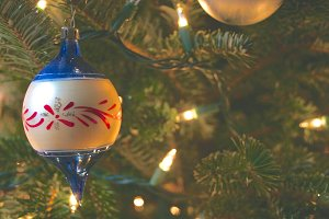 Old-fashioned ornament