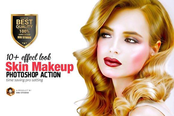 Skin Makeup Action
