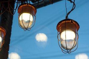 lights in interior
