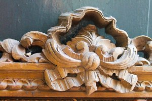 Carved Decorative Wooden