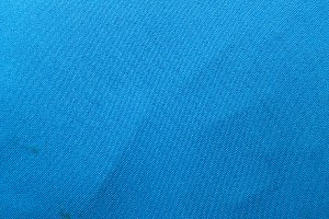Blue Cloth Detail