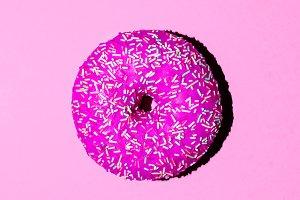 Donut Fast food.