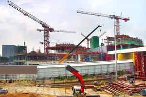 Airport development, Singapore