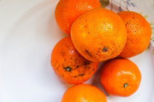 Some Mandarins