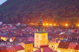 Brasov Old Town, Romania