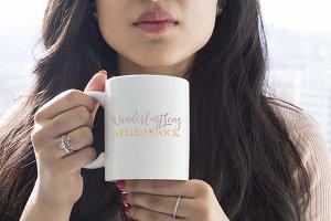 Styled Stock Mug Mockup