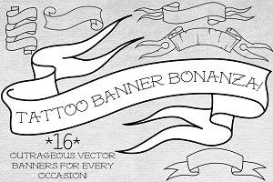 Tattoo Banner Bonanza!!!