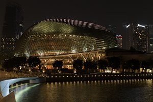 Concert Hall in Singapore