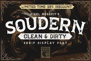 Soudern + 25% Discount