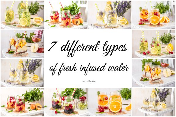28 Detox Water Pictures