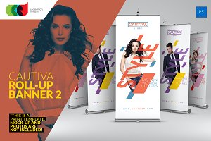Cautiva Roll-Up Banner 2