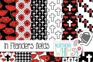 Poppy & Remembrance Day Patterns