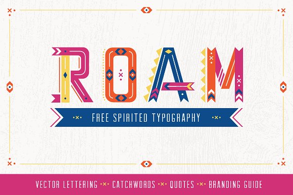 ROAM Geometric Type Collection