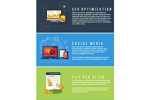 Set seo Marketing, Pay Per Click