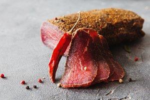 Poldnevitsa, Polish cured meat