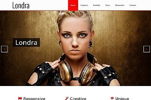 Londra - Responsive Business Theme