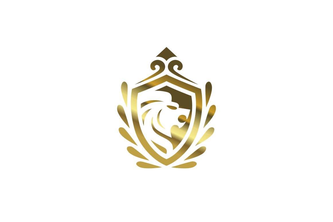 royal lion logo template logo templates creative market