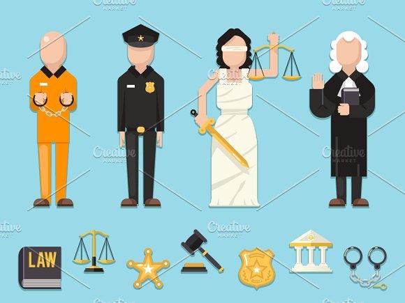 Law Justice Themis