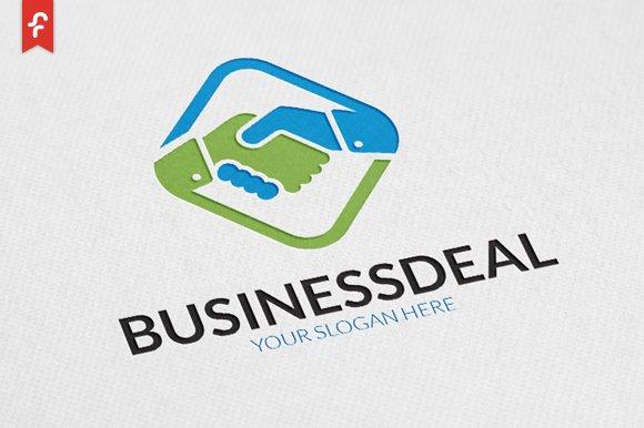 Business Deal Logo