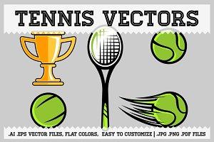 Tennis Vectors