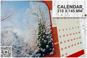 2017 Desktop Calendar