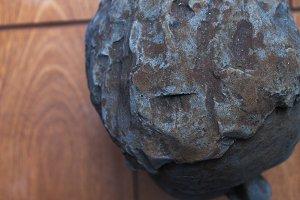 Stone Head Detail