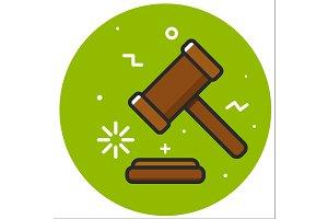 Justice hummer